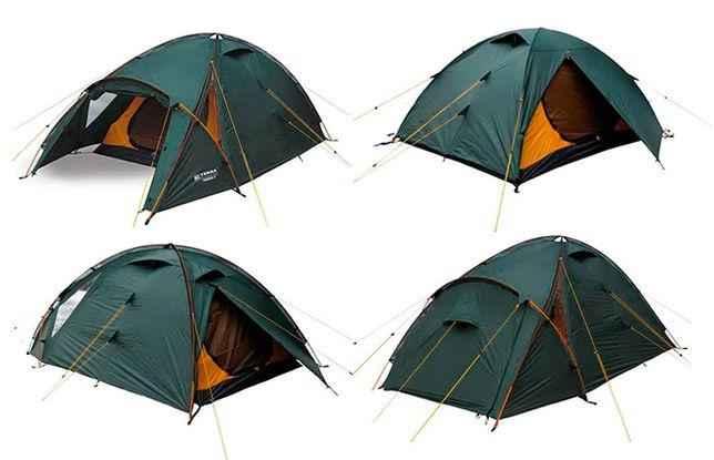 Трехместная палатка Ksena 3 Alu(Terra Incognita)