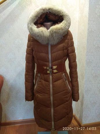 Зимние пальто на холофайбере