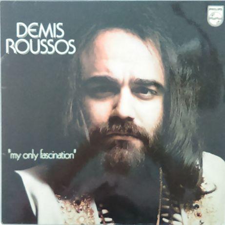 Виниловая пластинка Demis Roussos – My Only Fascination. Германия