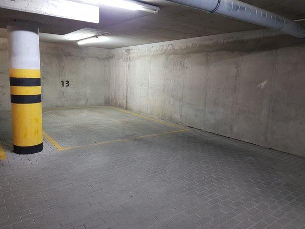 Miejsce postojowe w garażu podziemnym Lublin Poligonowa