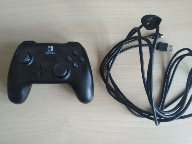 Kontroler PowerA do Nintendo Switch, pad