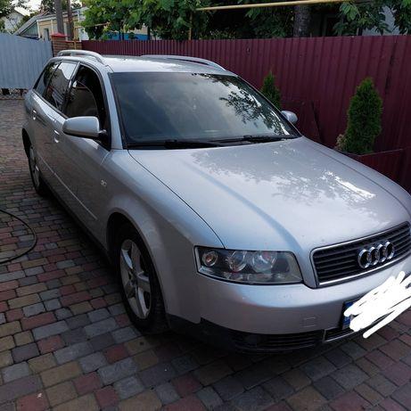 Продам Audi a4 2002 год
