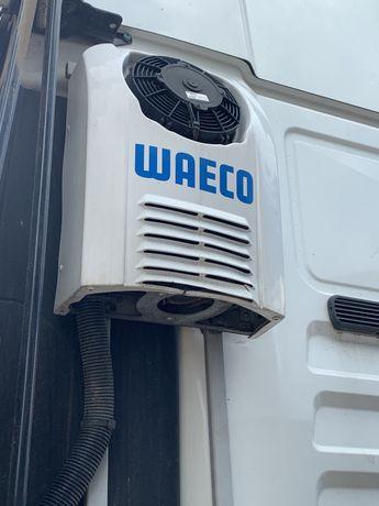 кондиционер  климат стояночный waeco ман даф рено