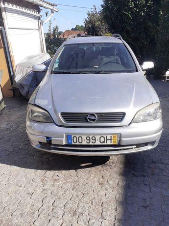 Opel astra g 2.0 ano 2000