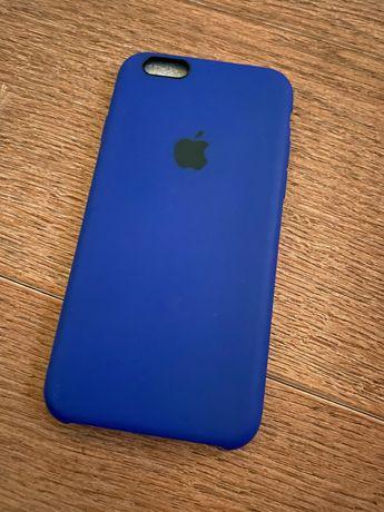 Etui Iphone 6s niebieskie