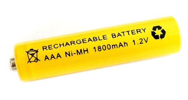Аккумулятор ААА 1,2В 1800мач Ni-MH