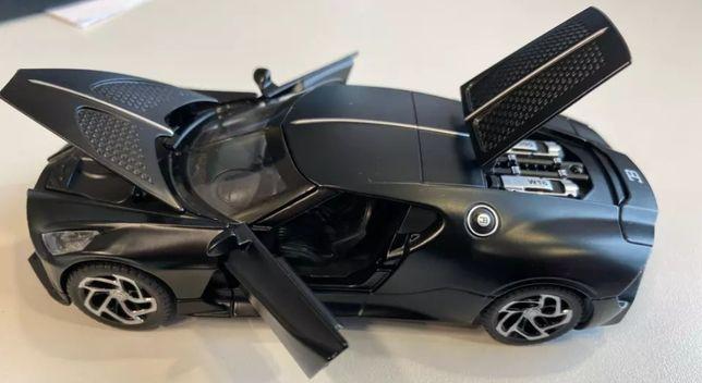 Modelo Miniatura Bugatti