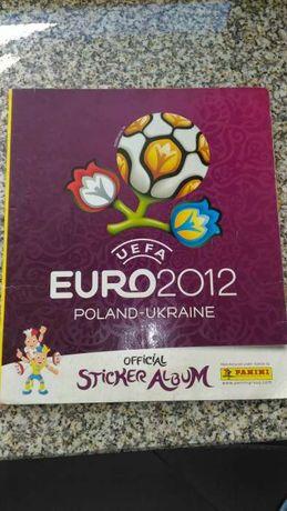 Caderneta do euro 2012