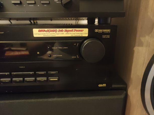 Amplituner Pioneer VSX 409 RDS