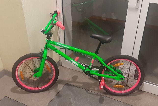 Rower wyczynowy BMX