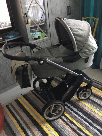 Класична коляска Mutsy Evo Farmer Mist 2 в 1  после одного ребенка в