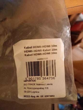 Kabel HDMI 10metrów
