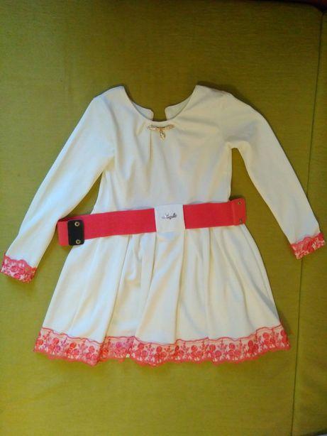 Сукня на дівчинку 7 - 8 років