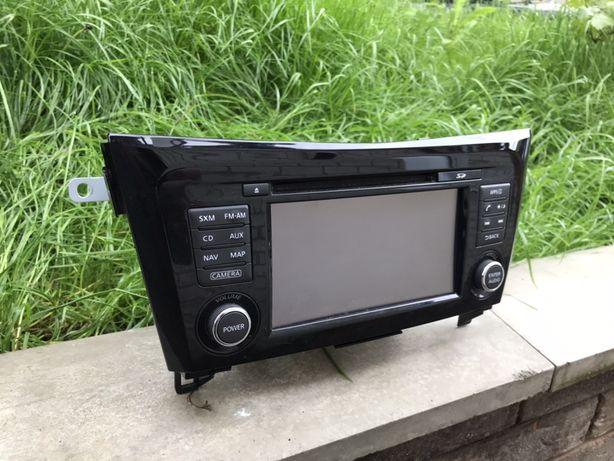 Магнитола Nissan Rogue 10 ' экран ниссан рог ніссан нісан родж шрот