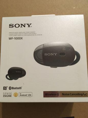 Słuchawki Sony WF-1000X