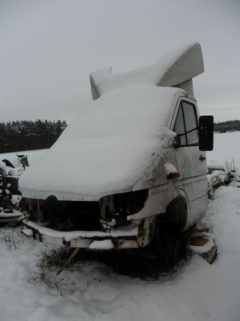 Sprinter CDI karoseria kabina rama