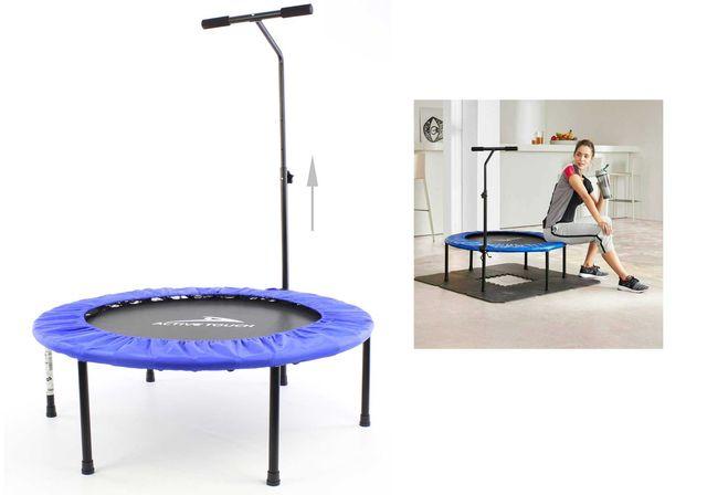 Demo Trampolina fitness z uchwytem do 100kg