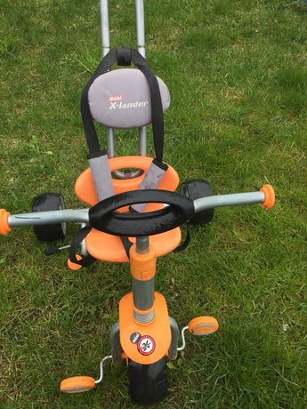 Rowerek Trójkołowy dla dzieci mini X-lander