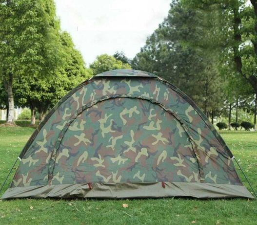 Палатка на 4 спальні місця (колір Хакі)