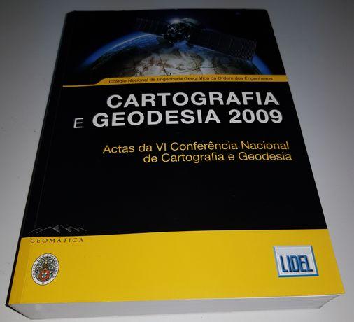 Cartografia e geodesia 2009