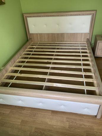 Łóżko sypialniane 160x200, meble kalwaryjskie
