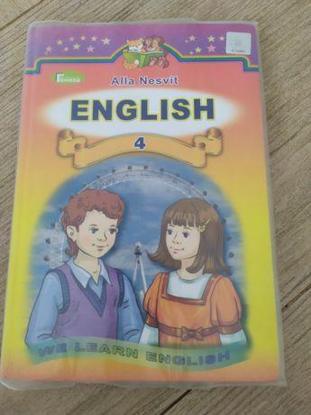 Англійська 4 клас Несвіт English