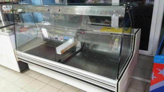 """Холодильна вітрина """"Gold"""" 2-метрова"""