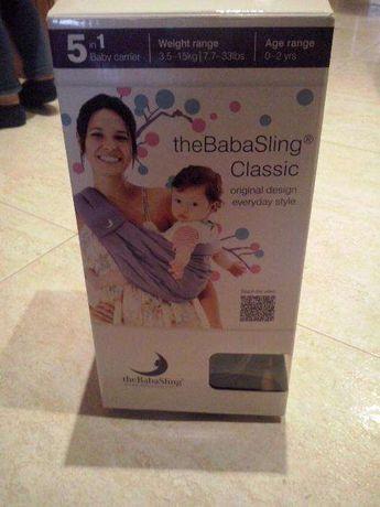 Marsúpio para transporte de bebé