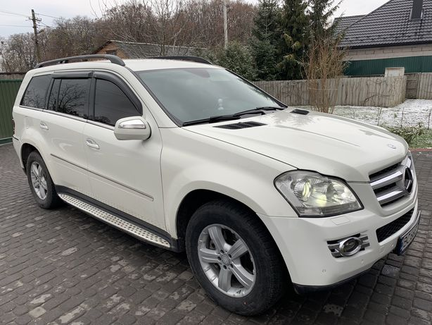 Mercedes Gl 320 offroad пакет