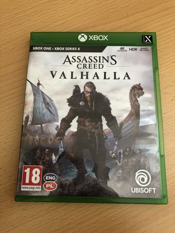 assassin's creed valhalla xbox one series x/s