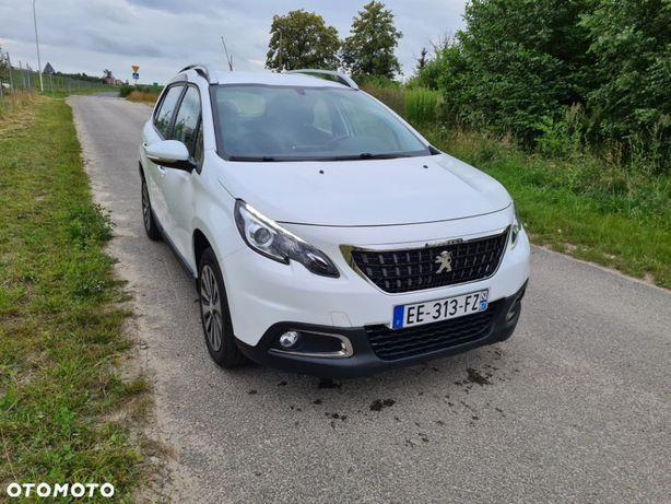 Peugeot 2008 BLUEHDI Euro 6 Opłacony