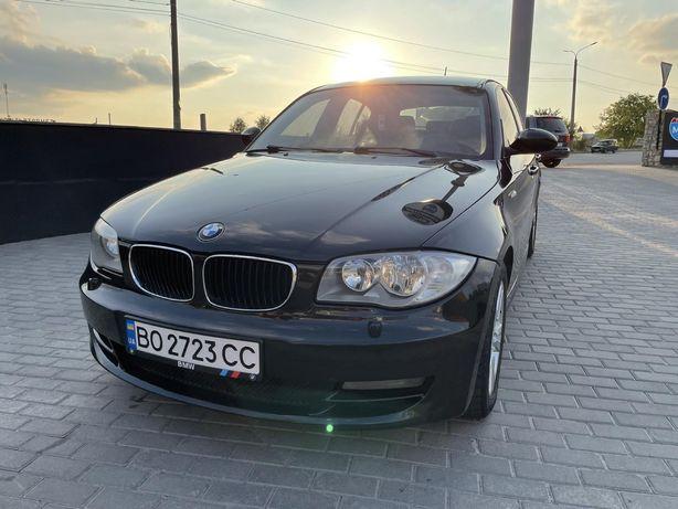 BMW 118D 2008 1 Series