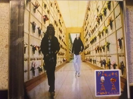 CD Pieces (Buckethead) I Need 5 Minutes Alone G&P 1998 RU