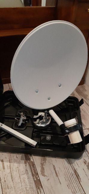 Antena sat do campera , przyczepy , itp