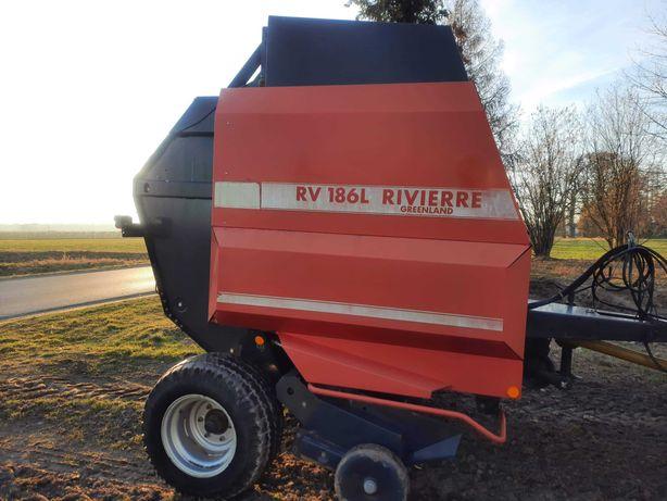 Prasa Rivierre GREENLAND RV 186 L