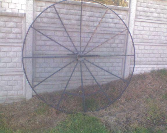 Antena siatkowa 2m. Paraboliczna 2m.