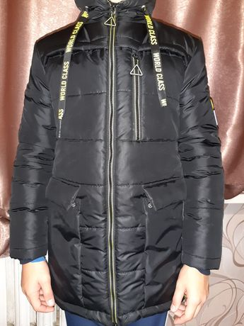 Зимняя куртка, 158 см
