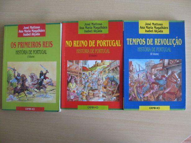 História de Portugal de José Mattoso, Isabel Alçada