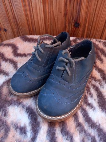 Туфли 14 см броги мокасины для маленького модника