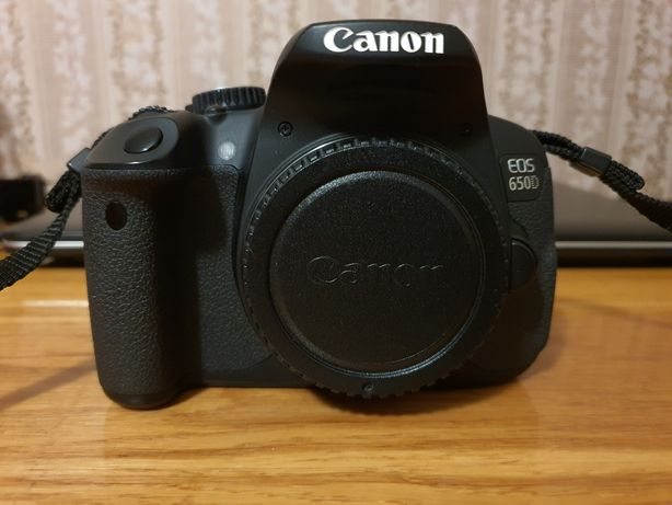 Фотоаппарат Canon 650D body