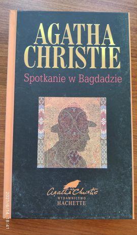 Książka Spotkanie w Bagdadzie - Agatha Christie Tanio!