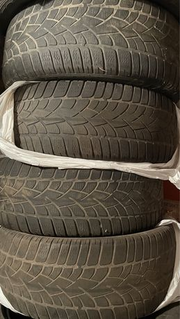 Dunlop 235 65 17  зима