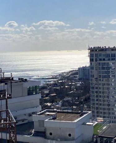 Продам 1- комнатную квартиру с евро ремонтом в Аркадии с видом на море