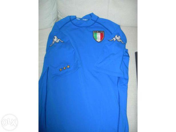 Camisola Italia Kappa