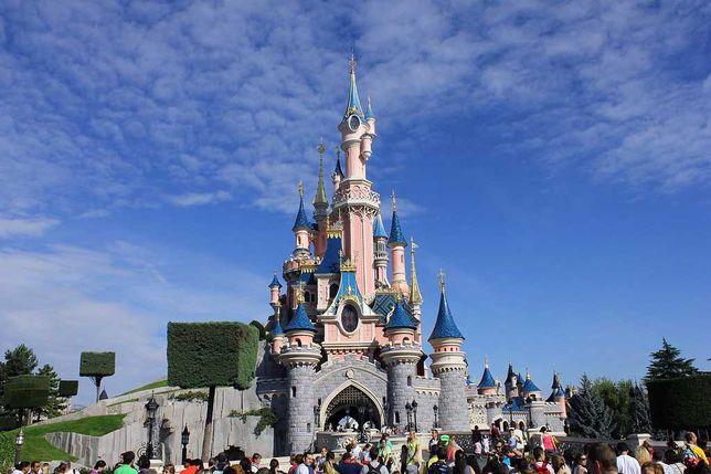 Entradas para a Disneyland Paris