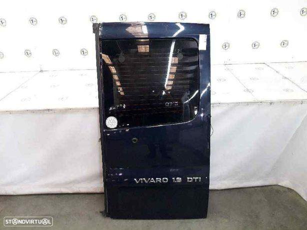 93160036 Porta trás direita OPEL VIVARO A Van (X83) 1.9 DTI (F7)