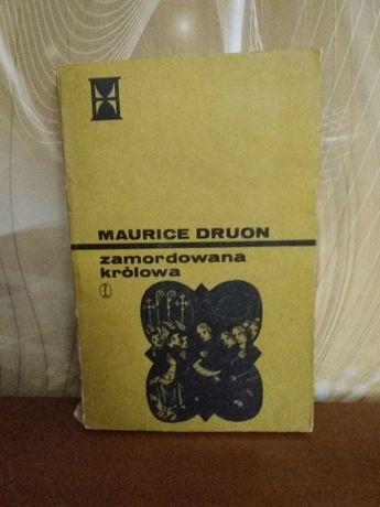 Maurice Druon, Zamordowana królowa