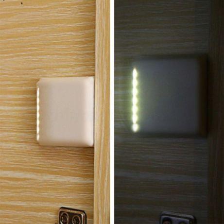 Iluminaçao LED Armarios, Roupeiros, gavetas, closets