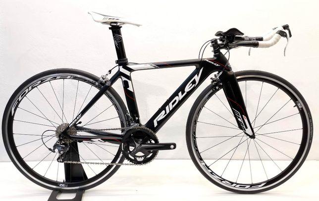Rower szosowy czasowy TRAIATHLON RIDLEY DEAN RS rozmiar XS