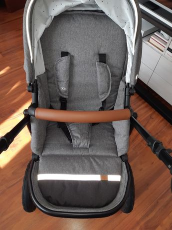 Wózek kinderkraft Prime 3w1